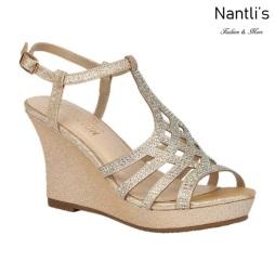 BL-Winni-21 Blush Zapatos de Mujer Mayoreo Wholesale Women Wedges Shoes Nantlis