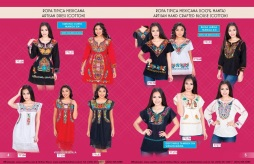 Catalogo Nantlis Vol IM2019 Nantlis Western Wear Productos de Mexico Page 004-005