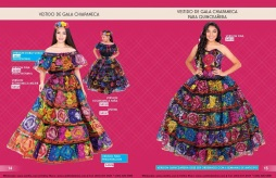 Catalogo Nantlis Vol IM2019 Nantlis Western Wear Productos de Mexico Page 014-015