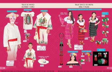 Catalogo Nantlis Vol IM2019 Nantlis Western Wear Productos de Mexico Page 020-021