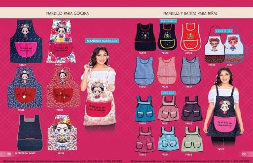 Catalogo Nantlis Vol IM2019 Nantlis Western Wear Productos de Mexico Page 022-023