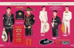 Catalogo Nantlis Vol IM2019 Nantlis Western Wear Productos de Mexico Page 026-027