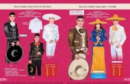 Catalogo Nantlis Vol IM2019 Nantlis Western Wear Productos de Mexico Page 028-029