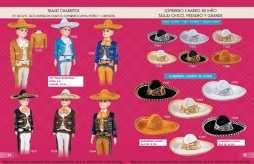 Catalogo Nantlis Vol IM2019 Nantlis Western Wear Productos de Mexico Page 034-035