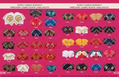 Catalogo Nantlis Vol IM2019 Nantlis Western Wear Productos de Mexico Page 040-041