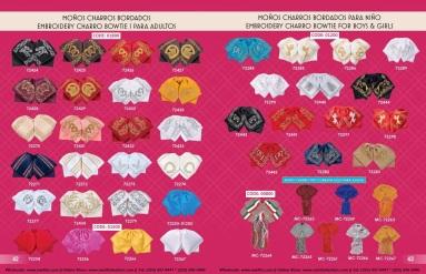 Catalogo Nantlis Vol IM2019 Nantlis Western Wear Productos de Mexico Page 042-043
