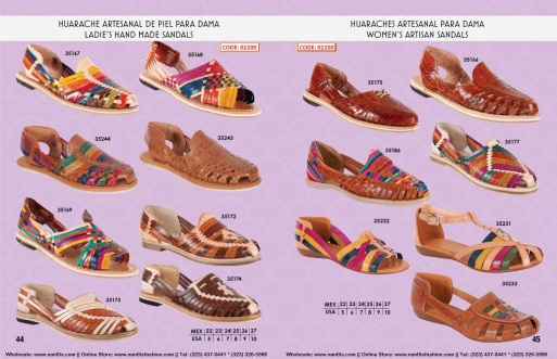 Catalogo Nantlis Vol IM2019 Nantlis Western Wear Productos de Mexico Page 044-045