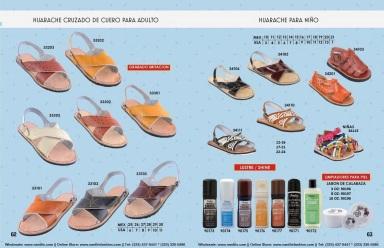 Catalogo Nantlis Vol IM2019 Nantlis Western Wear Productos de Mexico Page 062-063
