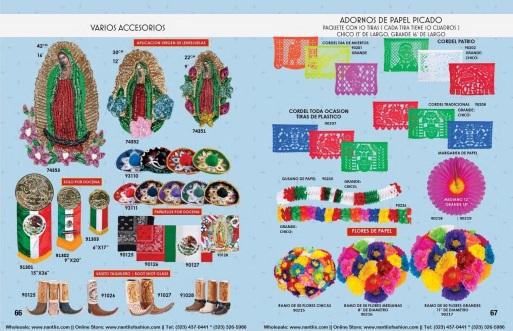 Catalogo Nantlis Vol IM2019 Nantlis Western Wear Productos de Mexico Page 066-067