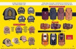 Catalogo Nantlis Vol IM2019 Nantlis Western Wear Productos de Mexico Page 072-073