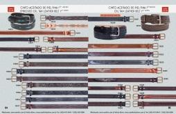 Catalogo Nantlis Vol IM2019 Nantlis Western Wear Productos de Mexico Page 084-085