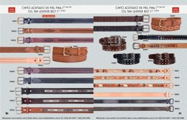 Catalogo Nantlis Vol IM2019 Nantlis Western Wear Productos de Mexico Page 090-091