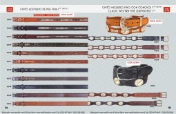 Catalogo Nantlis Vol IM2019 Nantlis Western Wear Productos de Mexico Page 094-095