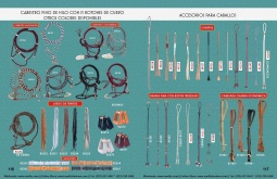 Catalogo Nantlis Vol IM2019 Nantlis Western Wear Productos de Mexico Page 116-117