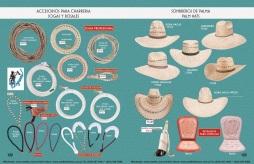 Catalogo Nantlis Vol IM2019 Nantlis Western Wear Productos de Mexico Page 122-123