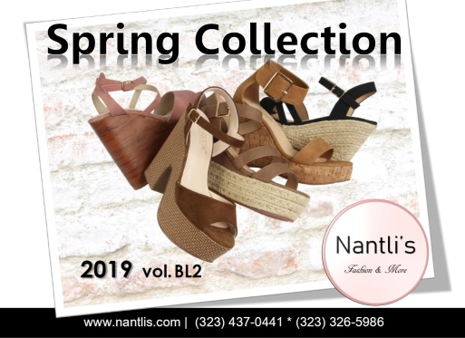 Zapatos de Mujer mayoreo Catalogo 2019 Vol BL2 Nantlis Wholesale womens Shoes_Page_01