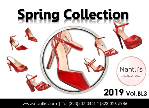 Zapatos de Mujer mayoreo Catalogo 2019 Vol BL3 Nantlis Wholesale womens Shoes_Page_01