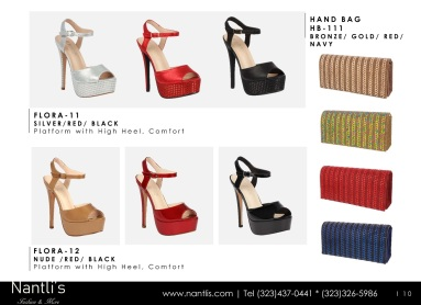 Zapatos de Mujer mayoreo Catalogo 2019 Vol BL3 Nantlis Wholesale womens Shoes_Page_11