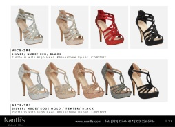 Zapatos de Mujer mayoreo Catalogo 2019 Vol BL4 Nantlis Wholesale womens Shoes_Page_28