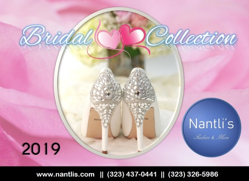Catalogo Nantlis Bridal Shoes Collection BL2019_Page_00