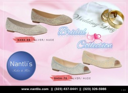 Catalogo Nantlis Bridal Shoes Collection BL2019_Page_01