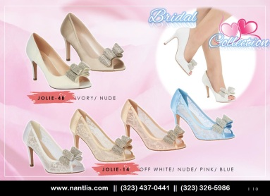 Catalogo Nantlis Bridal Shoes Collection BL2019_Page_10