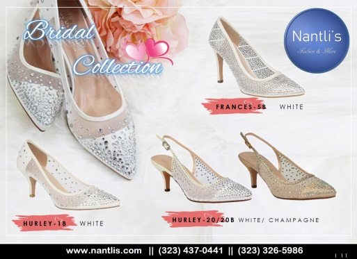 Catalogo Nantlis Bridal Shoes Collection BL2019_Page_11