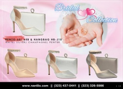 Catalogo Nantlis Bridal Shoes Collection BL2019_Page_13