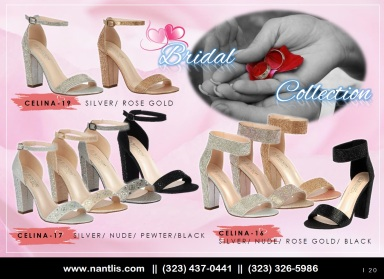Catalogo Nantlis Bridal Shoes Collection BL2019_Page_20
