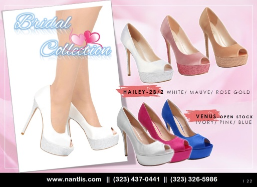 Catalogo Nantlis Bridal Shoes Collection BL2019_Page_22
