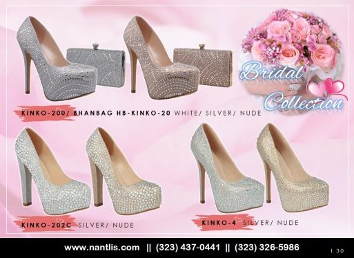 Catalogo Nantlis Bridal Shoes Collection BL2019_Page_30
