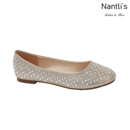 BL-Baba-1 Nude Zapatos de Novia Mayoreo Wholesale Women flats Shoes Nantlis Bridal shoes