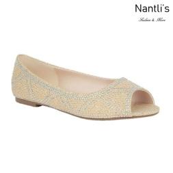 BL-Baba-70 Nude Zapatos de Novia Mayoreo Wholesale Women flats Shoes Nantlis Bridal shoes