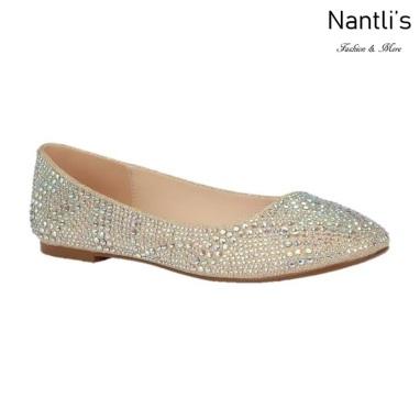 BL-Baba-87 Nude Zapatos de Novia Mayoreo Wholesale Women flats Shoes Nantlis Bridal shoes