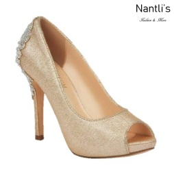 BL-Barbara-66X Nude Zapatos de novia Mayoreo Wholesale Women Heels Shoes Nantlis Bridal shoes