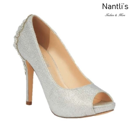 BL-Barbara-66X Silver Zapatos de novia Mayoreo Wholesale Women Heels Shoes Nantlis Bridal shoes