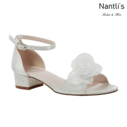 BL-Brenda-40B Ivory Satin Zapatos de novia Mayoreo Wholesale Women heels Shoes Nantlis Bridal shoes