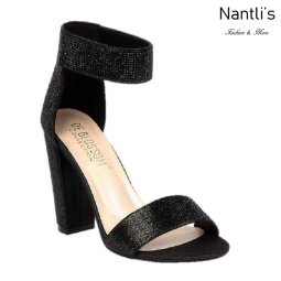BL-Celina-16 Black Zapatos de novia Mayoreo Wholesale Women Heels Shoes Nantlis Bridal shoes