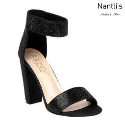 BL-Celina-16 Black Zapatos de novia Mayoreo Wholesale Women Heels Shoes Nantlis Bridal shoes