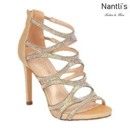 BL-Charlotte-11 Nude Zapatos de novia Mayoreo Wholesale Women Heels Shoes Nantlis Bridal shoes