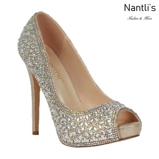 BL-Eternity-128 Nude Zapatos de novia Mayoreo Wholesale Women Heels Shoes Nantlis Bridal shoes
