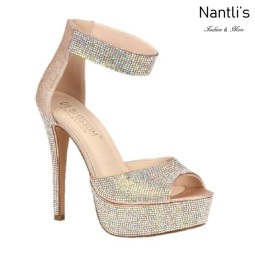 BL-Flora-13 Nude Zapatos de novia Mayoreo Wholesale Women Heels Shoes Nantlis Bridal shoes