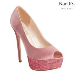 BL-Hailey-2 Mauve Zapatos de novia Mayoreo Wholesale Women Heels Shoes Nantlis Bridal shoes
