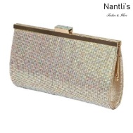 BL-HB48X Nude Cartera de novia Mayoreo Wholesale bridal Hand Bag Nantlis