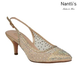 BL-Hurley-20 Champagne Zapatos de novia Mayoreo Wholesale Women Heels Shoes Nantlis Bridal shoes
