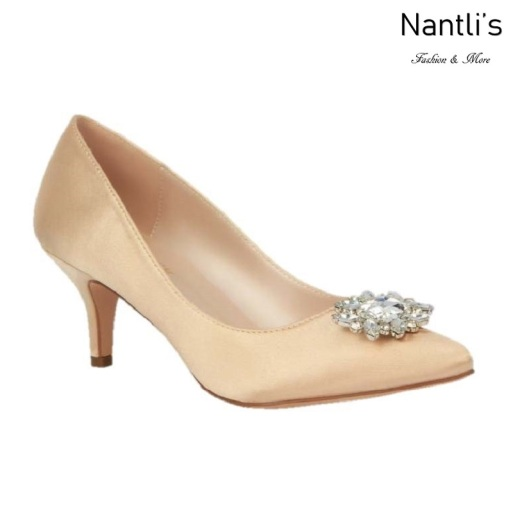 BL-Hurley-8 Nude Zapatos de novia Mayoreo Wholesale Women Heels Shoes Nantlis Bridal shoes