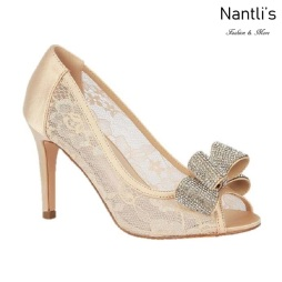 BL-Jolie-14 Nude Zapatos de novia Mayoreo Wholesale Women Heels Shoes Nantlis Bridal shoes
