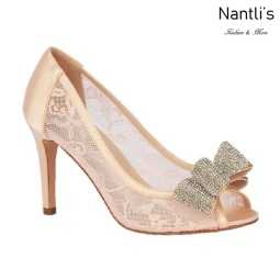 BL-Jolie-14 Pink Zapatos de novia Mayoreo Wholesale Women Heels Shoes Nantlis Bridal shoes