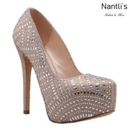 BL-Kinko-200 Nude Zapatos de novia Mayoreo Wholesale Women Heels Shoes Nantlis Bridal shoes