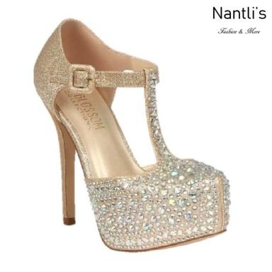 BL-Kinko-201 Nude Zapatos de novia Mayoreo Wholesale Women Heels Shoes Nantlis Bridal shoes